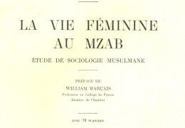 MZAB VIE FEMININE